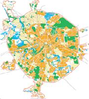 Поиск по карте Москвы